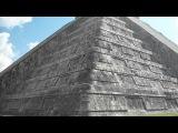 MEXICO - Чичен-Ица (пирамида Кукулькана-7 чудо света)