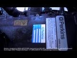 AKSA APD275PE, дизель-генератор мощностью 200 кВт, двигатель Perkins (Великобритания).